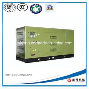 Diesel van de Motor 75kw/93.75kVA van Weichai Stille Generator