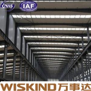 Medidor de luz de la estructura de acero de bastidor de metal para la construcción de bastidor de acero