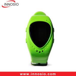 Posição triplo/WiFi lbs/Relógio de pulso pessoal GPS Rastreamento por GPS para crianças e idosos