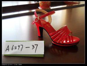 Highheel sandales de PU