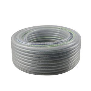 Tubo de Manguera Técnica Trenzada del PVC para la Bomba de Gas Reforzada Agua del Aceite del Aire