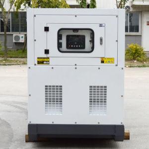 Tipo silenzioso generatore diesel portatile di 30kVA con il migliore motore
