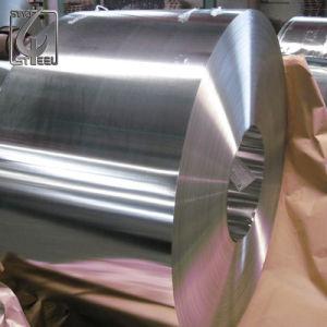 Bobine de SPCC fer blanc pour matériaux d'emballage en métal