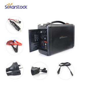 Car Jump Starter를 위한 500W Small Portable Solar Power Generator
