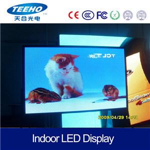 Haute qualité P3.91 Affichage LED intérieure pleine couleur