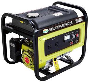 6.5HP Air-Cooled 2.3kw Generador Gasolina 4 tiempos 196cc