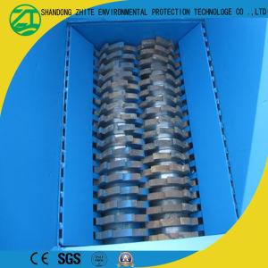 판지 두 배 샤프트 슈레더 또는 낭비 판지 서류상 재생 기계