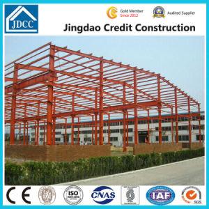 Structure en acier de construction avant d'ingénierie