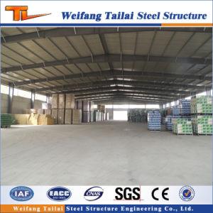 Estructuras de acero industrial Barn edificio de acero plano de construcción de almacén para almacén