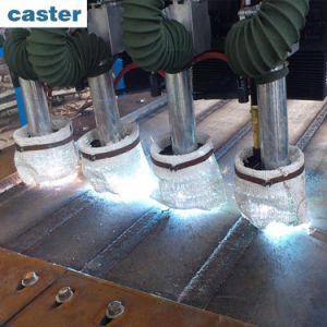 مباشر مصنع إنتاج ثنائيّ معدن مركّب لباس - [ستيل بيب] مقاومة