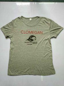 남자의 t-셔츠를 위한 500000PCS, 면 t-셔츠 인쇄의 섞이는, Zhudi 면 남자의 t-셔츠, 여자 t-셔츠