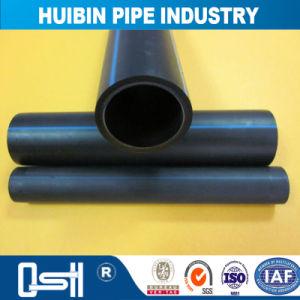 Tubo di plastica e senza giunte del rifornimento idrico del PE per la costruzione di industria