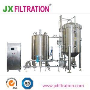 Filtro de diatomite para filtração da cerveja