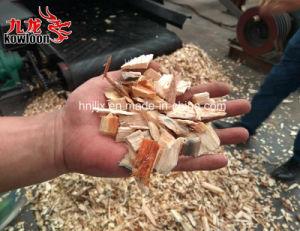 Inutilização de resíduos de embalagem industrial Palete Triturador picador de madeira