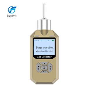 Detector de Gas portátil de la bomba de O3 analizador de Ozono, medidor de medición