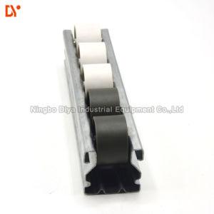 Transporteur à rouleaux de l'ABS pour le produit de stockage de rails de rack