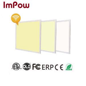 ERP Bluetooth van Ce RoHS het Licht van het Systeem van de Controle 595*595 40W Ledl