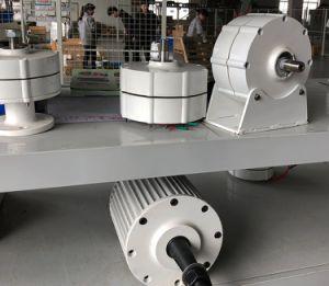 Schaufel-Wind-Turbine-Generator der horizontalen Mittellinien-300W örtlich festgelegter