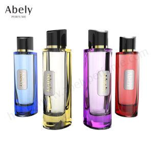 Nouveau design personnalisé bouteille de parfum pour le Projet sur mesure