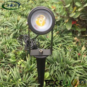 Jardín de Luz Solar con protección IP65 con 4 Epistar LED 1W de la iluminación exterior