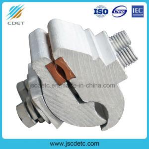 Pg- Fechamento Ranhura paralela a braçadeira da linha de transmissão de energia, acessórios para catenárias
