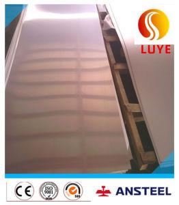 Rol 321 van de Oppervlakte van de Spiegel van het roestvrij staal