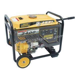 2kw Electric Inizio Silent Petrol Generator per Home Use