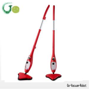 Cer u. RoHS Bescheinigung 10 in 1 Multifunktionsfarben-erhältlichem Dampf-Mopp des griff-Dampf-Mopp-Fußboden-Dampf-Reinigungsmittel-3
