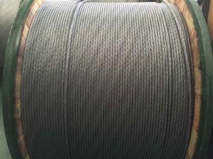 Aço revestido de alumínio Strand Fio com 20,3%SIGC