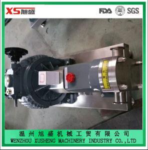 Zb3a-12 2.2kw Ss304 Ss316L Single Lobe Rotor Pump