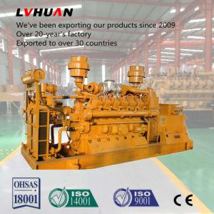 Het multi Voltage past 50Hz 60Hz 10kw toe - de Generator van het Aardgas 600kw