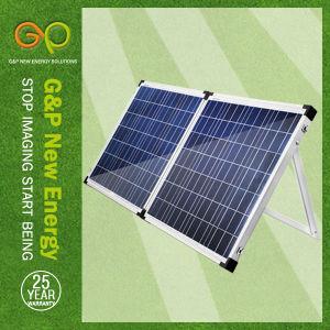La energía solar panel plegable 160W Mono cristalinas