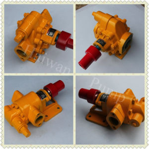 Lubrication Oil Transfer (KCB)를 위한 내부 Gear Pump