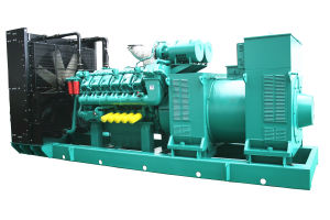 Googol Engine MediumおよびHigh Voltage Diesel Generator 50Hz 500kw-2400kw