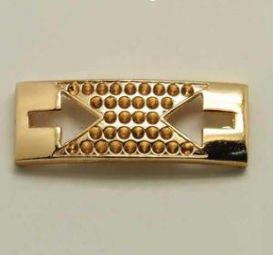 39cfd21d457e Contrassegni personalizzati del metallo dell oro dei vestiti di modo ...