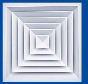 Air quadrato Diffuser/4-Way Square Ceiling Air Diffuser