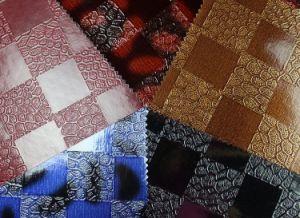 100%PU Leather (TG019) para as sapatas e sofá