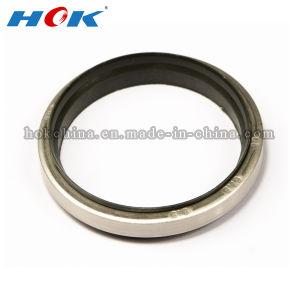 Sellado de aceite de la caja de metal con PTFE en negro de alta calidad