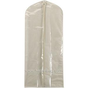 PEVA /Canvas Garment Cover voor Dresses of Mens Suits (hbga-21)