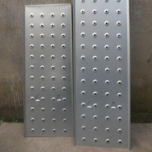 Gestell Steel Plank /Galvanized Steel Walking Board für Construction