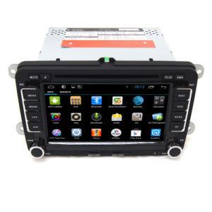 폭스바겐 Touran Tiguancandy EOS를 위한 차 DVD GPS DVB-T 다중 매체 수신기