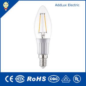 3W E14 marcação UL SASO SMD luz de velas LED fabricado na China para Bar, escritório, casa, restaurante, salão de iluminação Melhor fábrica do Distribuidor