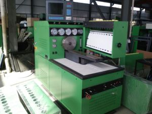 Nts619 bancadas de aço inoxidável de Equipamento de Teste da Bomba de Combustível Diesel