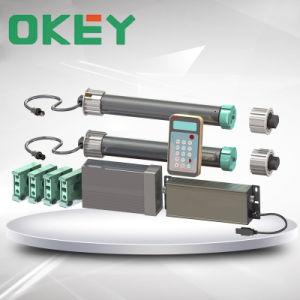 Économie d'énergie du système de panneaux de défilement de 3,5 m x 1.5m Outdoor 50W système de défilement pour boîte à lumière avec la Certification Ce Jq6040