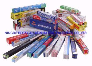 Anti-Static алюминиевой фольги для домашнего использования продуктов питания и конфеты упаковка