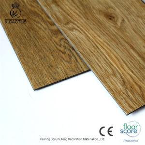 Melhor qualidade de PVC ladrilho de vinil Lvt Spc Flooring