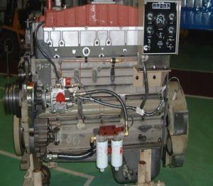 6 Dieselmotor van Cummins Nta855-G7a van de Reeks van de Generator van cilinders de Met water gekoelde