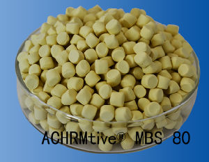 Achrm@ 80 Mbs Pre-Dispersed Productos químicos de caucho EPDM Masterbatch Nº CAS 102-77-2