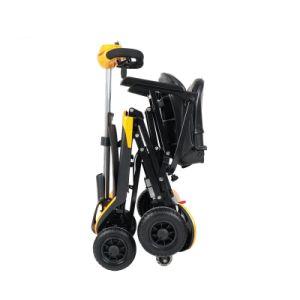 Leve e portátil Scooter Eléctrico de dobragem automática com bateria de lítio
