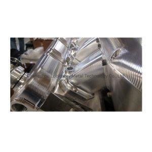 Fraisage CNC personnalisés en aluminium usiné couvercle de soupape du moteur